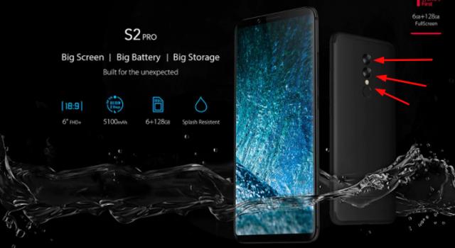 reviw UMIDIGI S2 Pro 4G Phablet