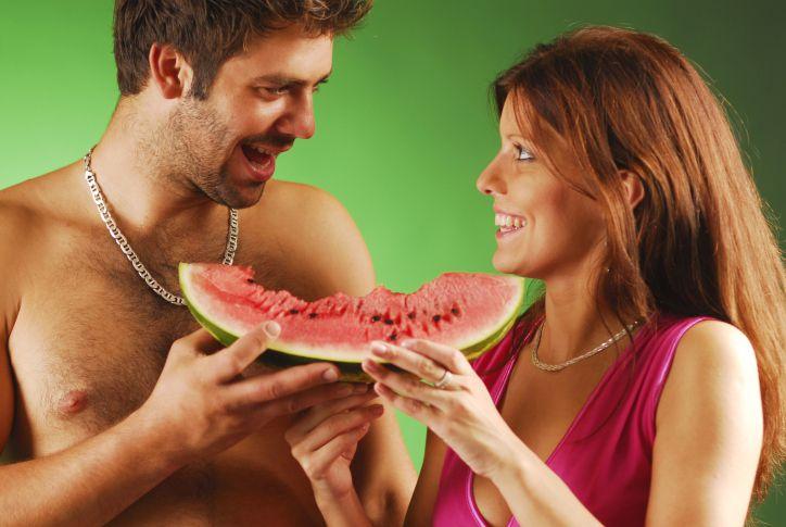 Receita de viagra natural de melancia