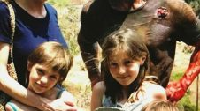 Sylvester Stalone, as filhas