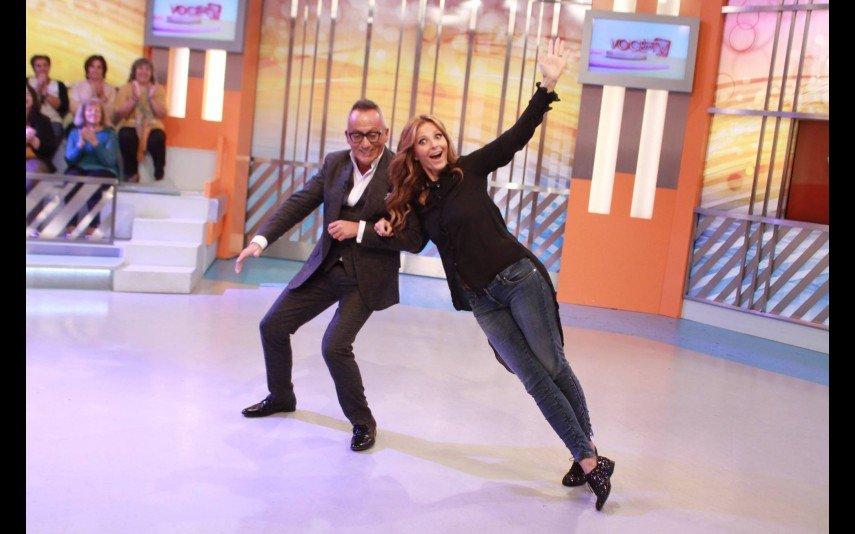 Manuel Luís Goucha, Cristina Ferreira, você na TV, dupla, televisão