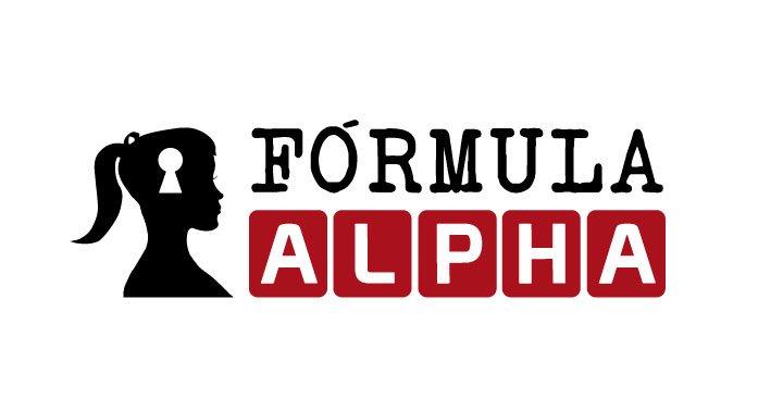 formula alpha banner