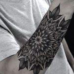 tatoo sombreadas