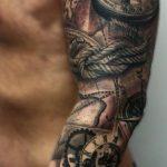 Tatuagens sombreadas7 de homem