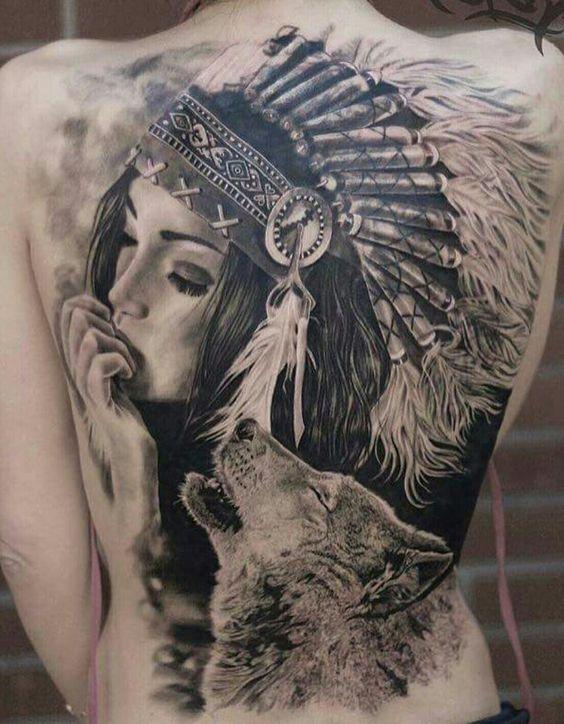 Tatuagens sombreadas