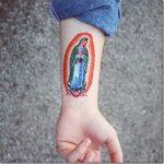 tatuagem-de-nossa-senhora-no-braço-2