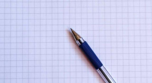 simpatia da caneta azul
