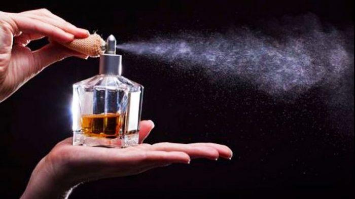 simpatia do perfume
