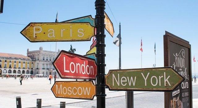 Os Destinos Mais Procurados Para Viajar em 2020 Segundo o Google