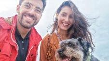 Cachorro reencontra sua família 5 anos depois dado como desaparecido